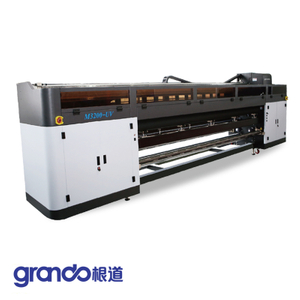 3.2m Grand Format UV Roll to Roll Printer With Ricoh Gen5 Print Heads