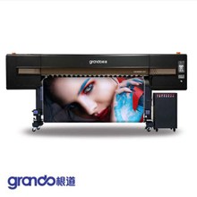 1.8m UV Roll To Roll Printer With 3/4 Ricoh Gen6 Print Heads