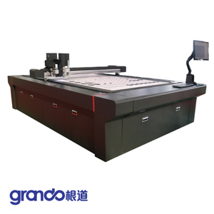 1.3m Industrial Intelligent Flatbed Digital Cutter