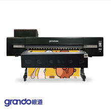 1.8m Latex printer with Three i3200 print heads