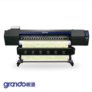 1.8m Sublimation Printer With Double DX5/3200 Print Heads