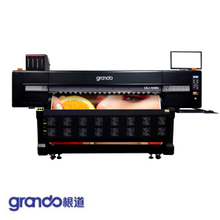 1.8m Eco Solvent Printer With Eight I3200 Print Heads