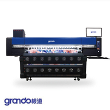 1.8m Sublimation Printer With Eight I3200 Print Heads